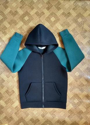 Спортивная куртка бомбер h&m - возраст 10-12лет