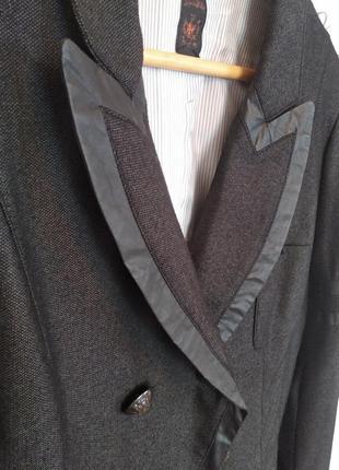 Очень стильный итальянский пиджак4 фото