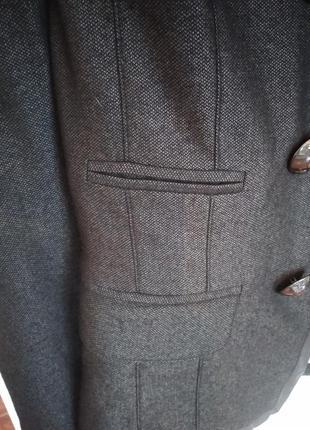 Очень стильный итальянский пиджак5 фото