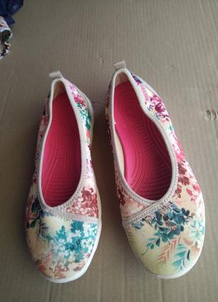 Лёгкие туфли