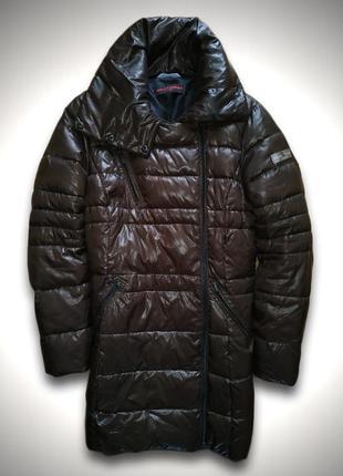 Пуховое пальто, пуховик frieda & freddies, оригинал, в идеальном состоянии
