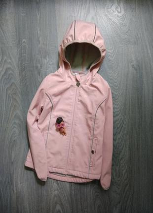 128p термо ветровка softshell куртка демисезонная
