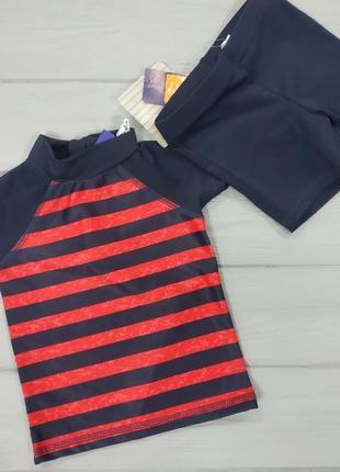 Купальный костюм на мальчика 6-12мес германия