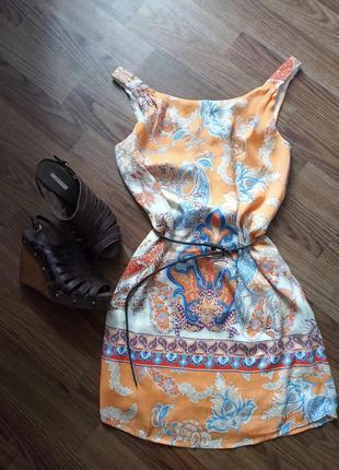 Легкое платье oodji