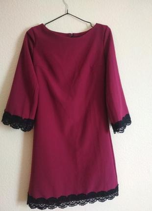 Супер плаття з кружевом