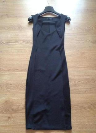Стильное облегающее платье / boohoo / s