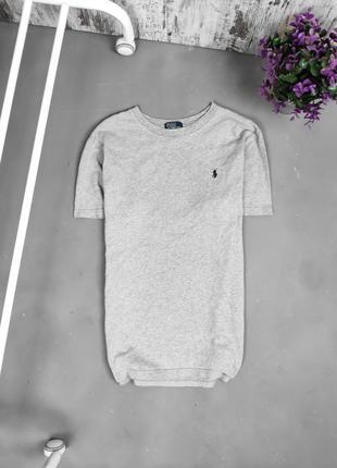 Классическая футболка ralph lauren