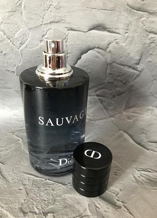 Christian dior sauvage,сток парфюмерия3 фото