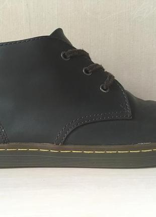Кожаные дезерты dr. martens original will desert boot оригинал ботинки