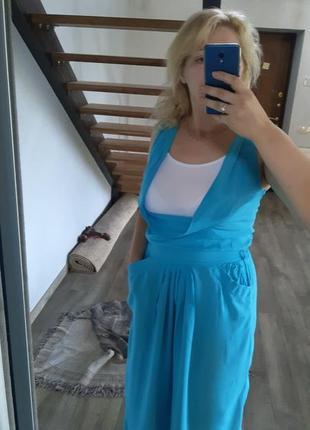 Сарафан платье майка коттон очень красивое!