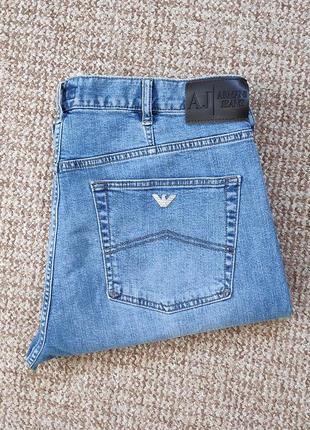 Armani jeans j31 джинсы оригинал (w36 l34) сост.идеал