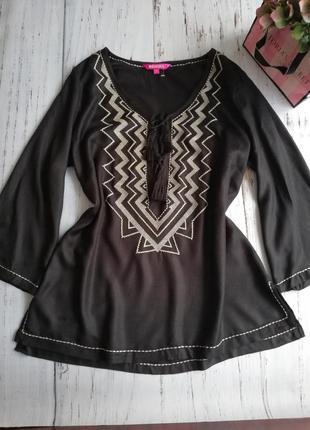 Шикарна блуза, туніка, вишиванка i̇ndiska