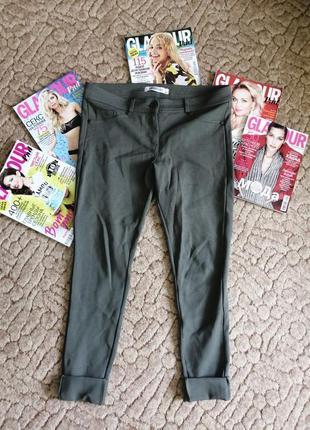 Эластичные брюки скини