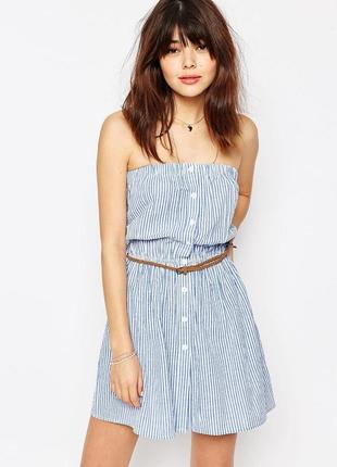 Крутое платье asos размер 30(подросток 12-14лет)