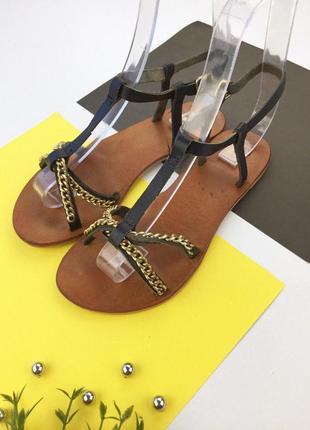 Кожаные босоножки , сандалии asos, 37 размер