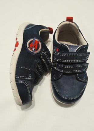 Легчайшие кожаные туфли/кросовки/первая обувь