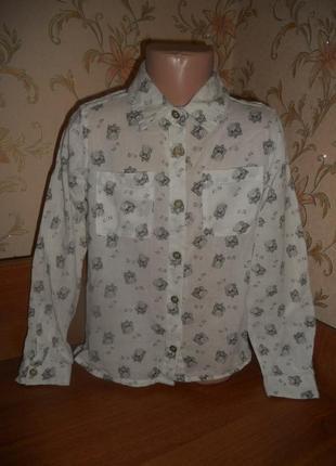 Милейшая рубашка