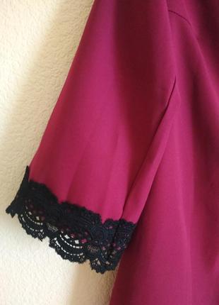 Супер плаття з кружевом3 фото