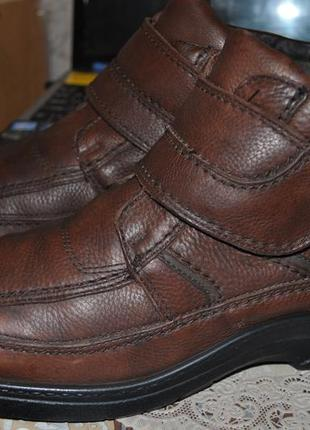 Ботинки зима овчина  air comfort germany оригинал