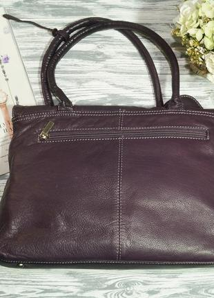 Clarks. кожа. вместительная сумка высокого качества2 фото