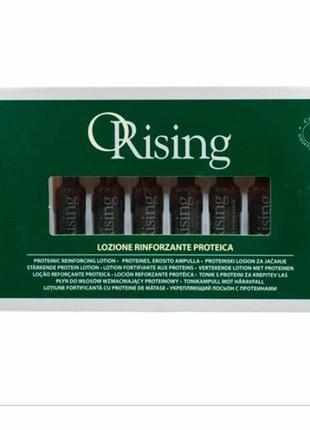Укрепляющий протеиновый лосьон для волос orising hair care