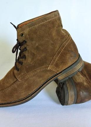 Чоботи/ черевики/ туфли, ботинки замшевые marc`o`polo 44 р.