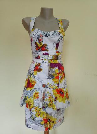 Шикарное платье от известного бренда karen millen