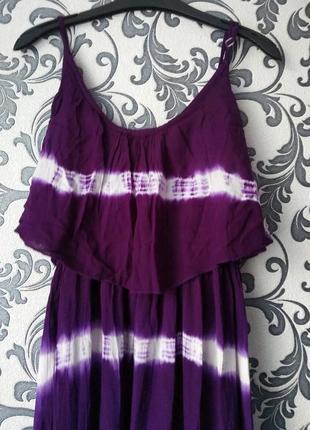 Красивое платье-сарафан❤