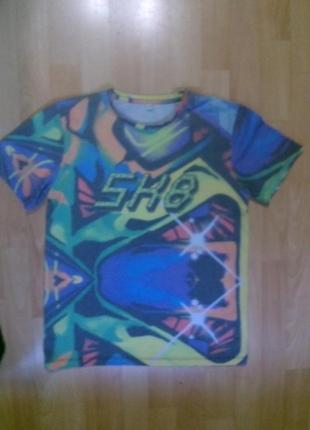 Фирменная футболка 13-14 лет