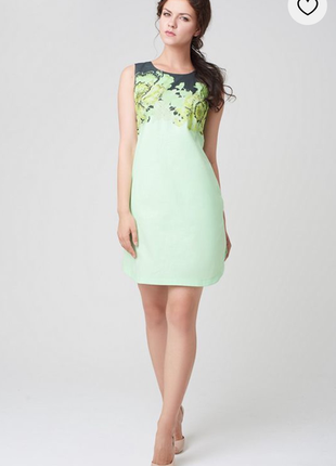 Платье 👗 лён льняное сарафан салатовое