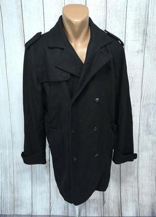 Пальто стильное lime, черное