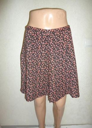 Тоненькая легкая юбка miss selfridge