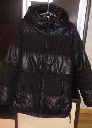 Куртка адидас на синтепоне