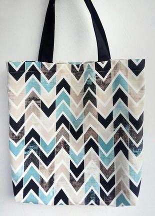 Эко-сумка ручной работы, шоппер, сумка для покупок