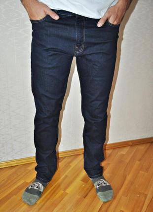 Мужские джинсы next slim 2018 года2 фото