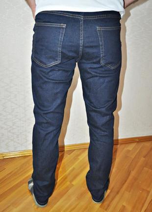 Мужские джинсы next slim 2018 года3 фото