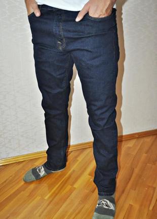 Мужские джинсы next slim 2018 года