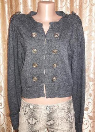 🔥🔥🔥стильная женская шерстяная кофта, свитер, джемпер atmosphere🔥🔥🔥