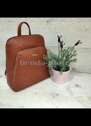 Городской рюкзак david jones (держит форму) cm5300a рыжий