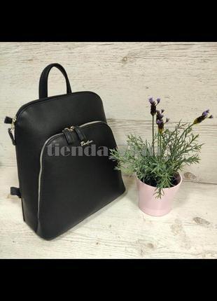 Городской рюкзак david jones (держит форму) cm5300a черный