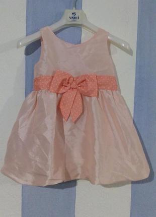 Нарядна сукня для манюні стан нової