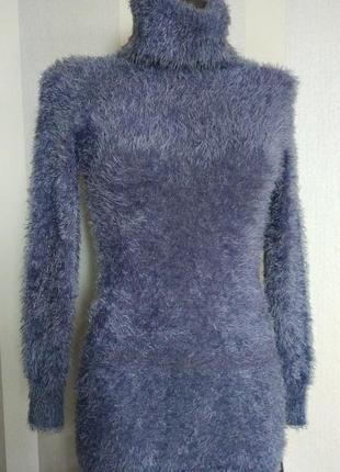 ✅платье свитер травка 42-46