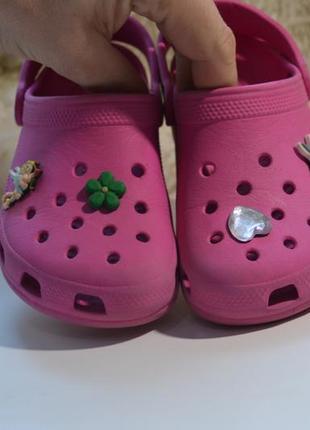 Crocs 27-26 аквашузы сандалии шлепанцы