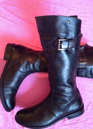 Женские кожаные сапожки,romagnoli,италия