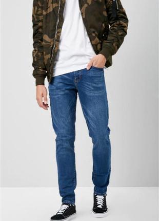 Джинси slim fit, р.33, forever21, сша / джинсы, джинсовые штаны