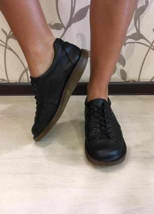 Оригинальные мокасины (туфли) dr. martens размер 41