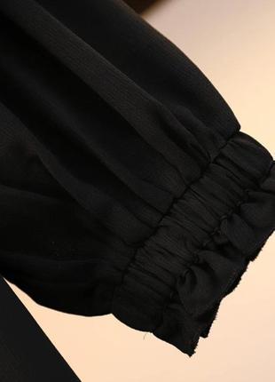 Оригинальная удлиненная блузка платье xl-xxxxxl5 фото