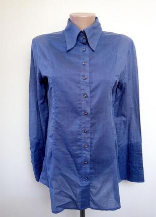 Оригинал рубашка блуза armani jeans  р. 40- 42 м-l