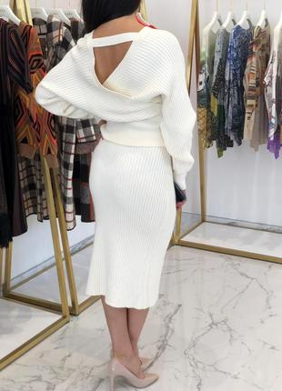 Женский трикотажный костюм lara (италия) размер s-m