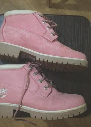 Супер ботинки timberland